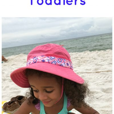 7 Must Haves for A Beach Vacation with Toddlers