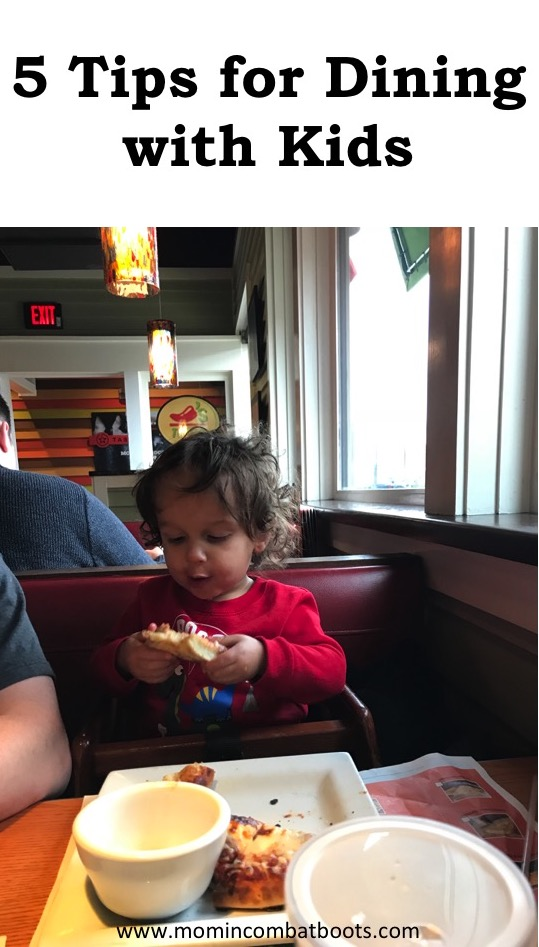 Restaurants with kids