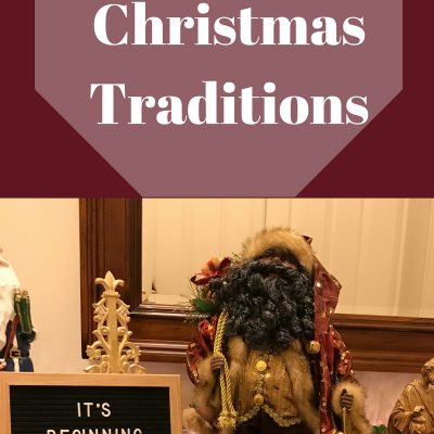 My Family Christmas Traditions