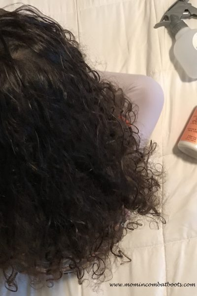 hair care for curly girls