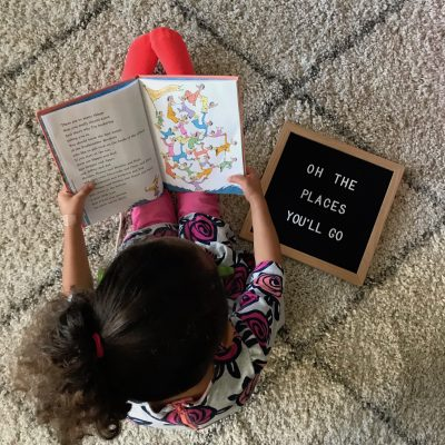 Six Ways to Foster a Love of Reading