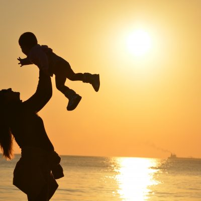 5 Habits of a Healthy Mom