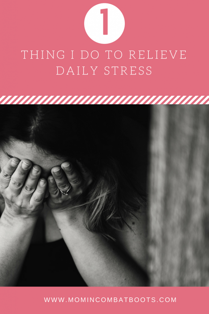 reduce daily stress