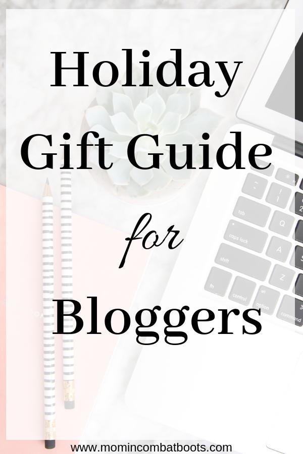 Blogger gift guide