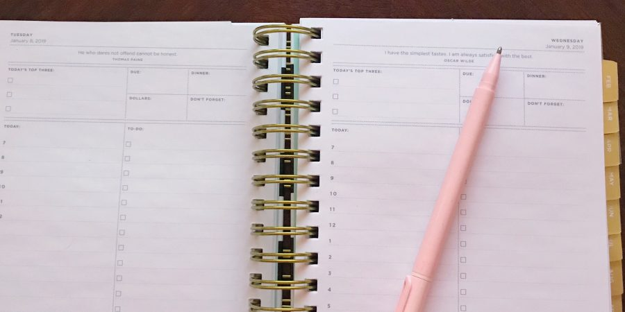 planner organization