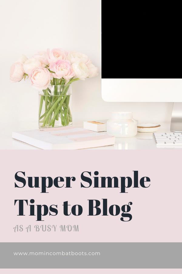 5 ways to make time to blog