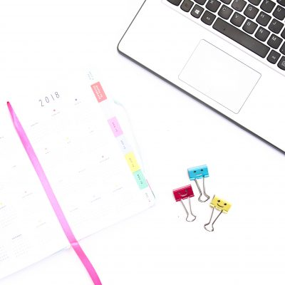How to Use a Planner as a Productivity Tool