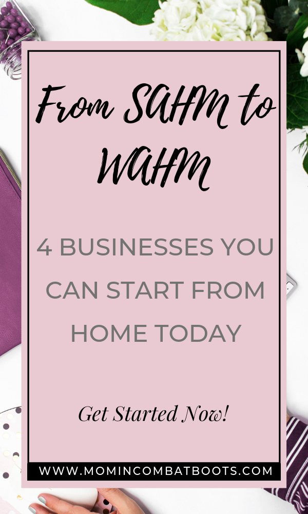 Ways To Make Money From Home - Mom In Combat Boots. Want to work from home or looking for legit work from home opportunities.