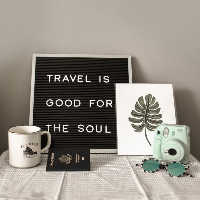 4 Tips to Stress Free Travel Planning