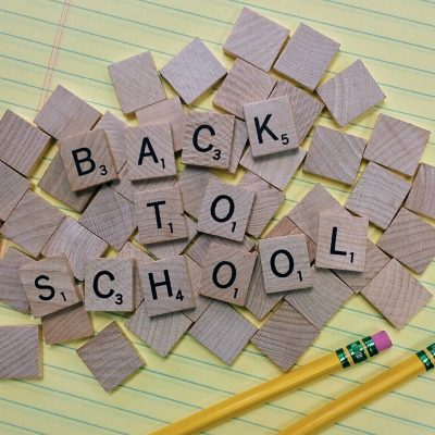Productivity Tips for Back To School